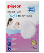 PIGEON BREAST PAD 12S GENERAL