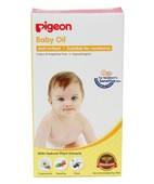 PIGEON BABY OIL 200ML