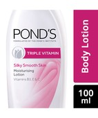 POND'S TRIPLE VITAMIN MOISTURISING LOTION 100 ML
