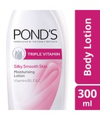 POND'S TRIPLE VITAMIN MOISTURIZING LOTION 300 ML