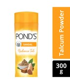 PONDS SANDAL TALC 300GM POWDER