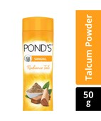PONDS SANDAL TALC 50GM