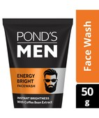 POND'S ENERGY CHARGE BRIGHTENING FACE WASH 50GM