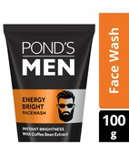 POND'S ENERGY CHARGE BRIGHTENING FACE WASH 100GM