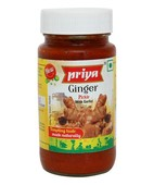 PRIYA PICKLE GINGER 300GM