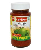 PRIYA PICKLE MANGO (AVAKAYA) 300GM