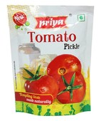 PRIYA PICKLES TOMATO 70GM