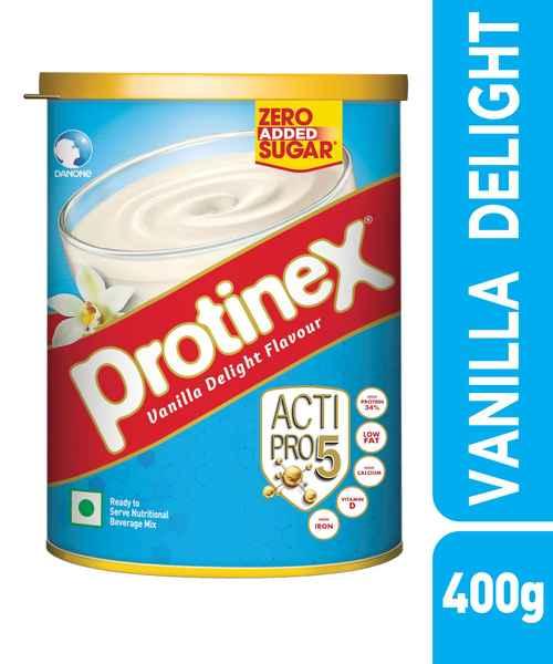 PROTINEX VANILLA POWDER 400GM