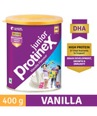 PROTINEX JUNIOR VANILLA  POWDER 400GM