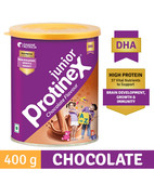 PROTINEX JUNIOR CHOCOLATE POWDER 400 GM