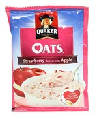 QUAKER OATS STRAWBERRY WITH APPLE 40GM
