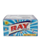 RAY DETERGENT BAR 4X250GM