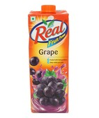 REAL GRAPE JUICE 1LTR