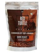 RED TURTLE COFFEE BEANS DARK ROAST 250GM