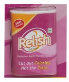 RELISH DIET SUGAR 300S TABLET