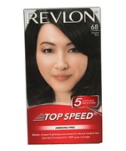 REVLON TOP SPEED 68 BROWNISH BLACK