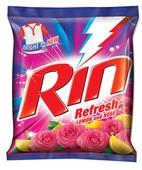 RIN LEMON & ROSE POWDER 500GM