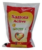 SAFFOLA ACTIVE OIL POUCH 1LTR