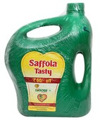 SAFFOLA TASTY OIL JAR 5LTR