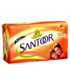 SANTOOR SANDAL & TURMERIC SOAP 100GM