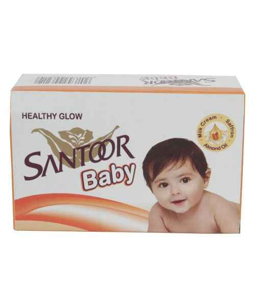 Santoor Baby Soap 75 Gm Santoor Buy Santoor Baby