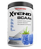 XTEND BCAA 30 SERVINGS BLUE RASPBERRY