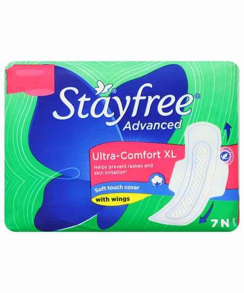 STAYFREE ADVANCED XL PADS 7S