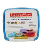 SIGNORAWARE SMART&SLIM LUNCH BOX