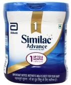 SIMILAC ADVANCE STAGE 1 400GM JAR