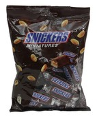 SNICKERS MINIATURES 150GM
