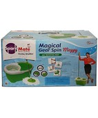 SPARKMATE MAGICAL GEAR SPIN MOPPY
