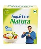 SUGAR FREE NATURA 25SACHETS