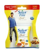 SUGAR FREE GOLD 500S PELLETS TABLET
