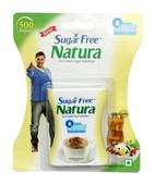 SUGAR FREE NATURA TABLET 500S