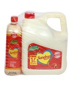 SUNDROP HEART OIL JAR 5LTR