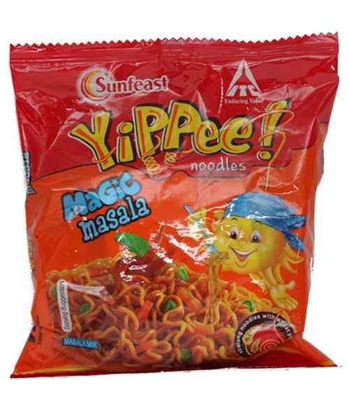 Sunfeast Yippee Noodles Magic Masala 70gm Sunfeast
