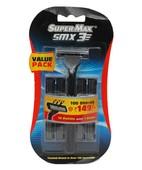 SUPERMAX SMX 3 10 REFILLS WITH 1 RAZOR