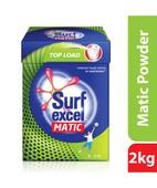 SURF EXCEL MATIC DETERGENT POWDER TOP LOAD 2KG