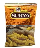 SURYA TURMERIC POWDER 100GM