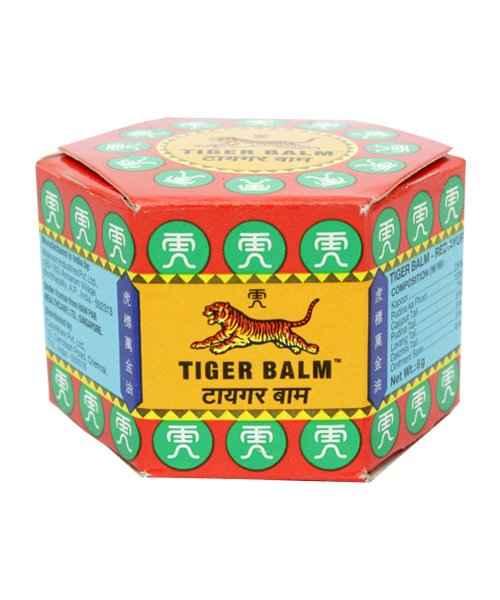 TIGER BALM RED CREAM 8GM