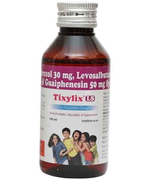 TIXYLIX LS 100ML SYP