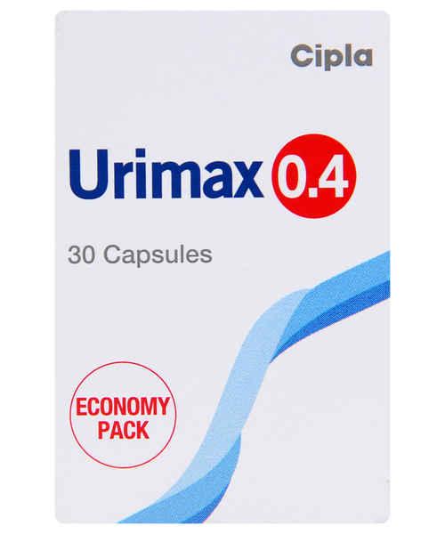 URIMAX 30S 0.4MG CAP