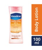 VASELINE HEALTHY WHITE SPF 24 LOTION 100ML