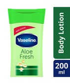 VASELINE INTENSIVE CARE ALOE SOOTHE BODY 200ML LOTION