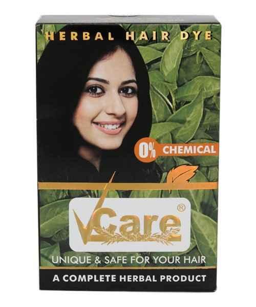 VCARE HERBAL HAIR DYE 60GM