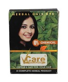 VCARE HERBAL HAIR DYE 200GM