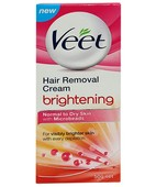 VEET BRIGHTENING NORMAL TO DRY SKIN 50GM CREAM