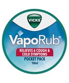 VICKS VAPORUB CREAM 10GM