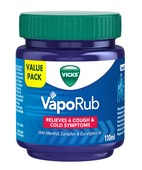 VICKS VAPORUB CREAM 110GM