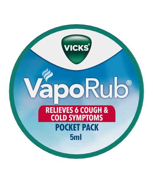 VICKS VAPORUB 5 GM ( VICKS ) - Buy VICKS VAPORUB 5 GM Online